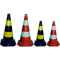 Cone Sinalizacao (CN50, CN75,CN50R,CN75R,CNF50, CNF75, CNF50R,CNF75R