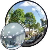 Espelho Convexo (ECA3, ECB3, ECA4, ECB4, ECA5, ECB5, ECA6, ECB6, ECA8, ECB8)