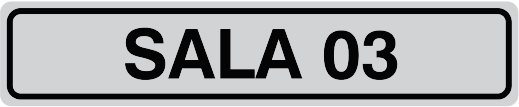 Placa Alumin Salas Geral1 Digit Serial Numberc201604100410