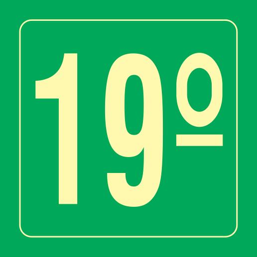 Placa S17 - 19