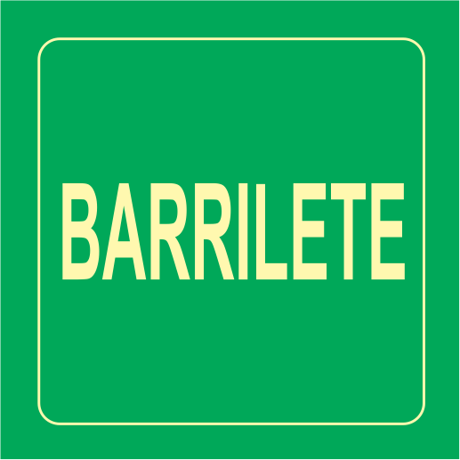 Placa S17 - Barrilete