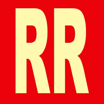 Placas Fotoluminescentes RR - 15x15cm