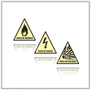 Placas de Alerta