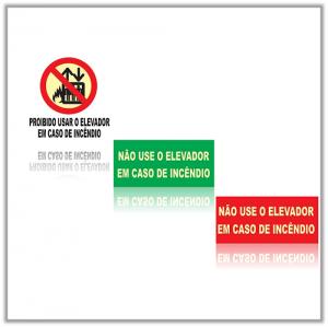 Placas para Elevador